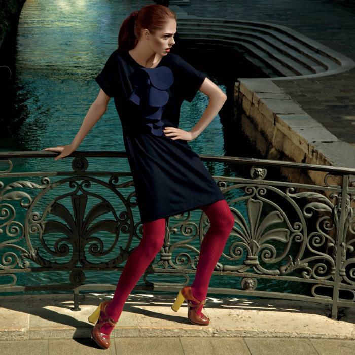 Ruby Mines: The Best of Fall: Coco Rocha for Americana ...