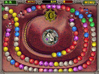 download Zuma Deluxe pc game