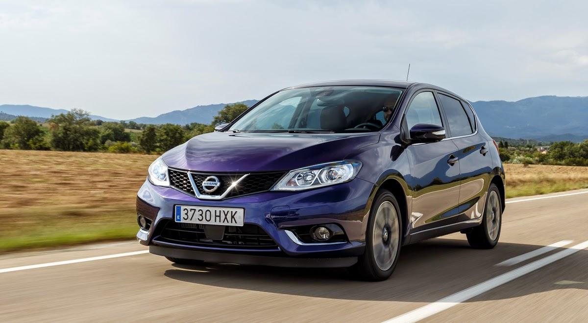 Existo de Nissan con su modelo Pulsar.