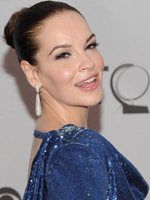 Tammy Blanchard Dangling Diamond Earrings