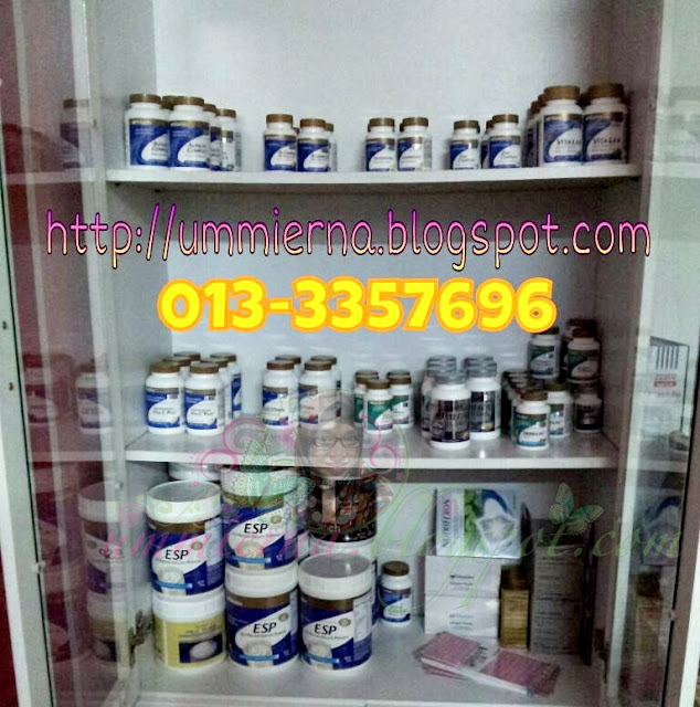 Ready Stock Produk Shaklee Area Puchong