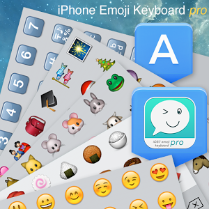 iphone emoji keyboard for android free