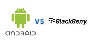Kelebihan dan Keunggulan Android Dibanding Blackberry