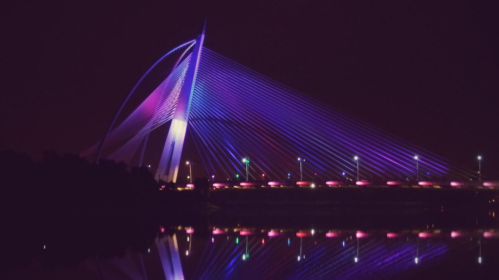 Jambatan Seri Wawasan, Putrajaya