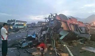 16 evangélicos fallecen en terrible accidente en Perú