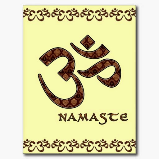 NAMASTE A TODOS