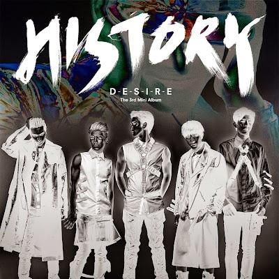 History Desire Cover