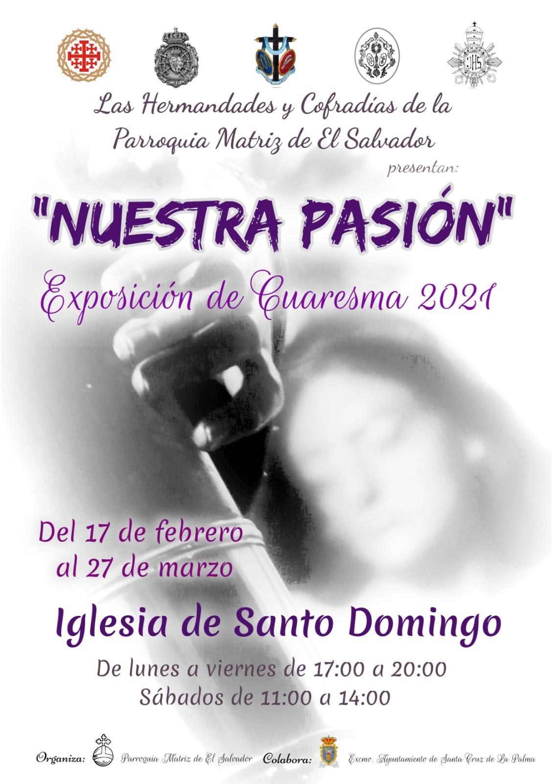 Exposición de Cuaresma 2021