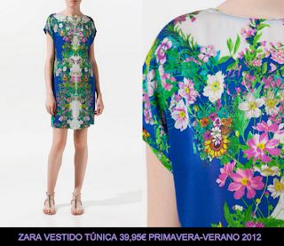 Zara-Vestidos-Flower-print-Verano2012