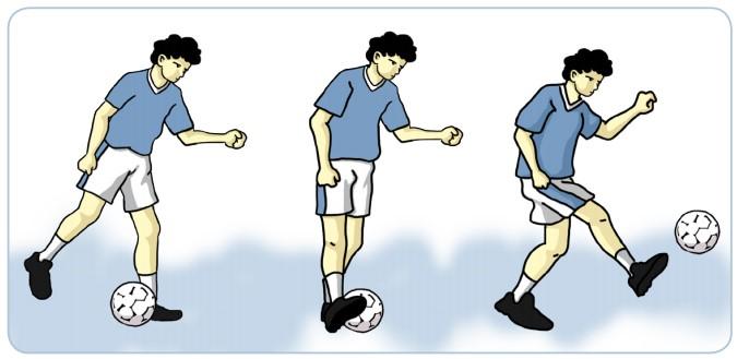 Pak Guru Olahraga: Cara Mengumpan menggunakan punggung ...