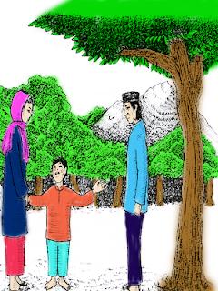 Cerita Rakyat Aceh, Si Kepar