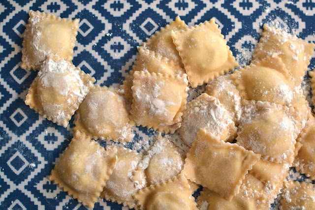 courgette, thyme, ravioli, recipe, food, blog, blogger, uk, lifestyle, pasta, homemade, 00 flour