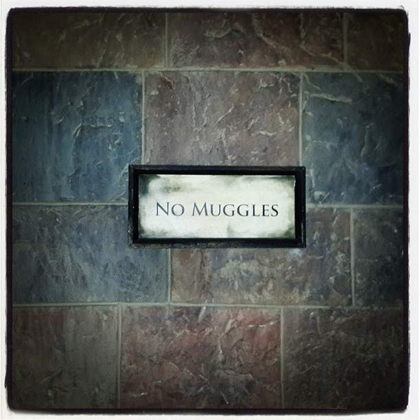 [Picture] 130619 Taeyeon Instagram Update: '머글빠이염!!!! #Harrypotter'