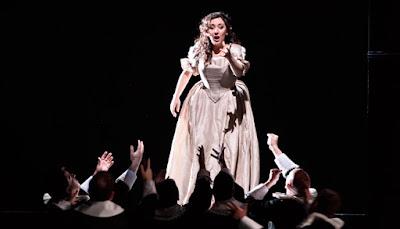 Rosa Feola - Bellini I Puritani - Welsh National Opera - photo Bill Cooper