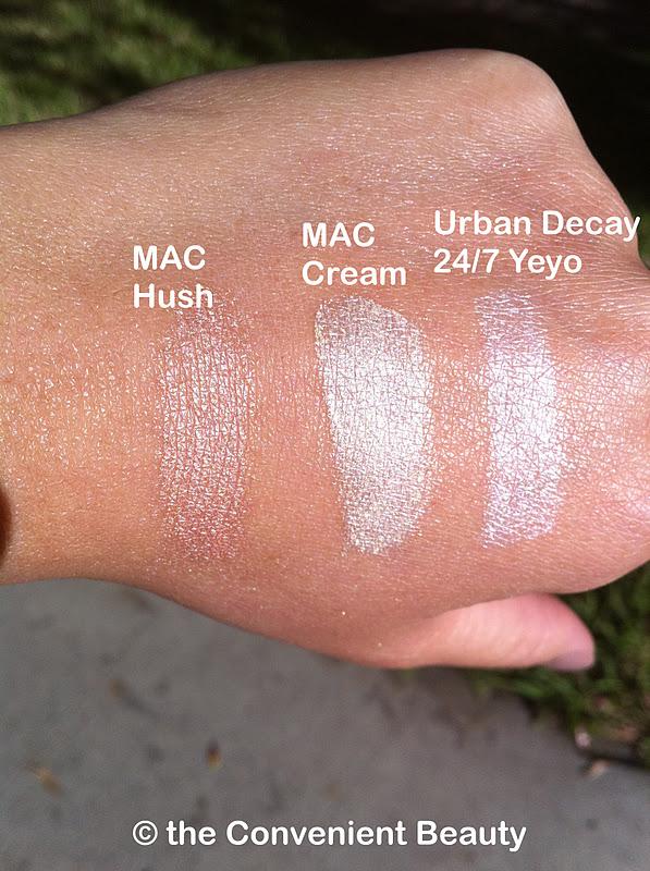 Mac Cream Color Base Hush