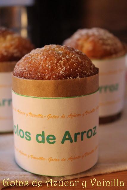 Bolos de Arroz portugueses