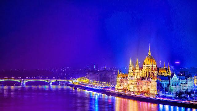 Budapest HD Wallpaper