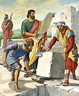 Como Neemias encontrou direção através do Espírito Santo
