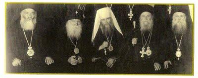 Η Αποστολική διαδοχή των Γνησίων Ορθοδόξων Χριστιανών (ντοκουμέντα)