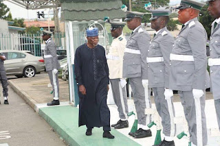 Comptroller General of Customs, Hameed Ali