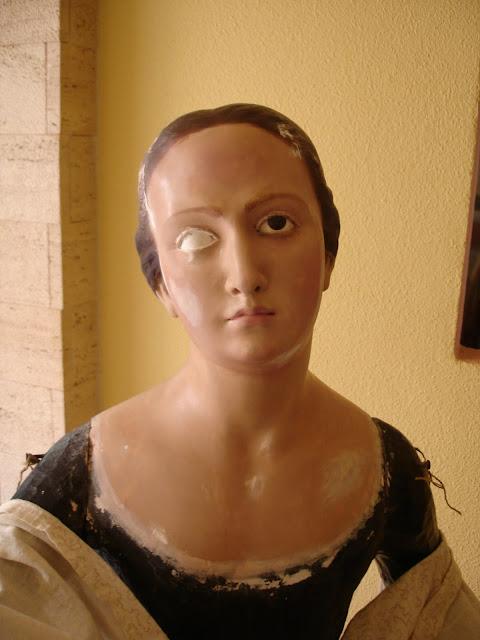 Restauración Magdalena Abarán. Carmen Carrillo Ortega