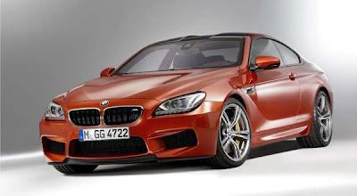 2013 2012 BMW M6 price