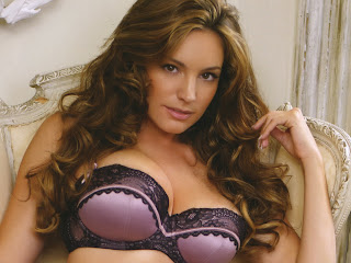 Kelly Brook hot in 2012 Calendar