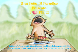 Una Fetta di Paradiso -  I Love Pie