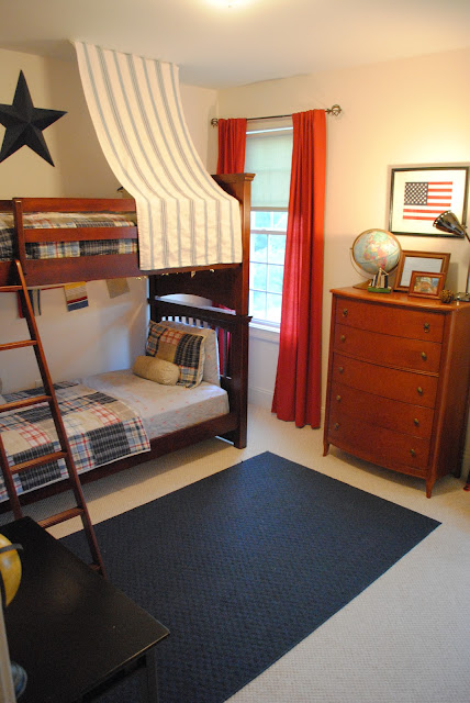 nautical boys room