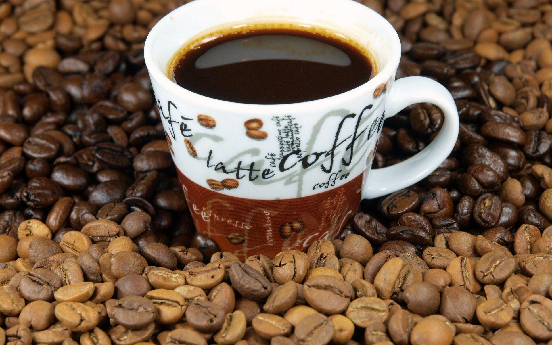 Coffee Beans Wallpaper...