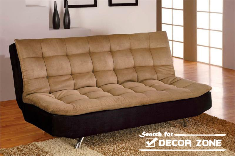 How to choose the ideal futon sofa bed for your home for Sofa bed mattress 60 x 70