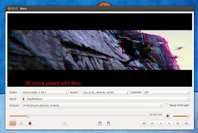 Bino Ubuntu