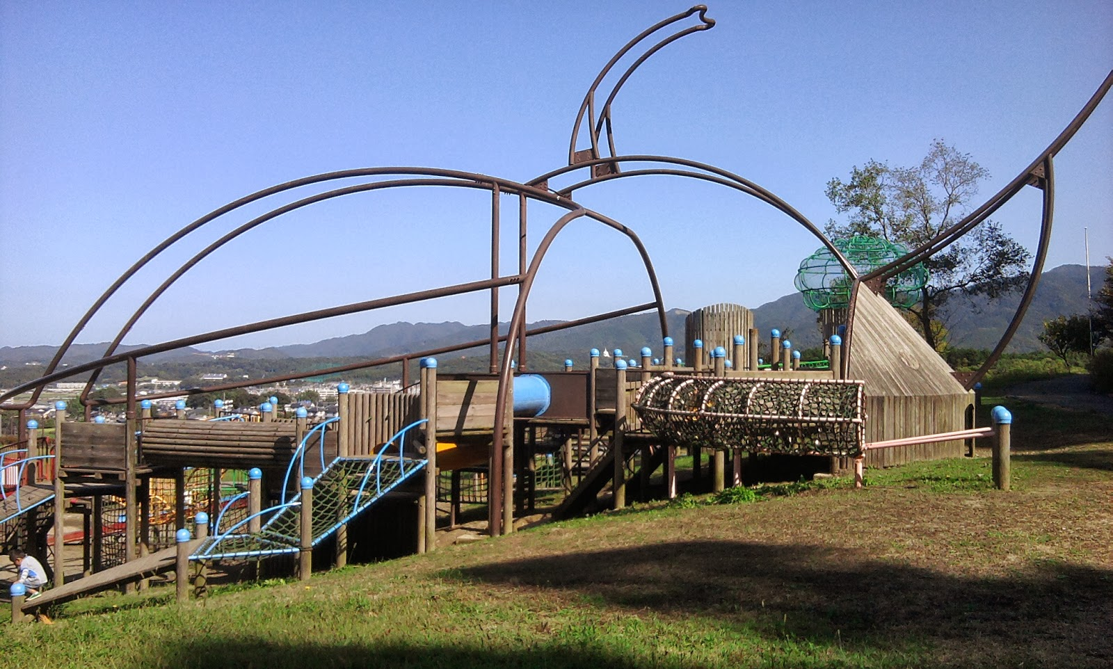 さくらママのお出かけブログ: かぶとの森公園(福岡県篠栗町)