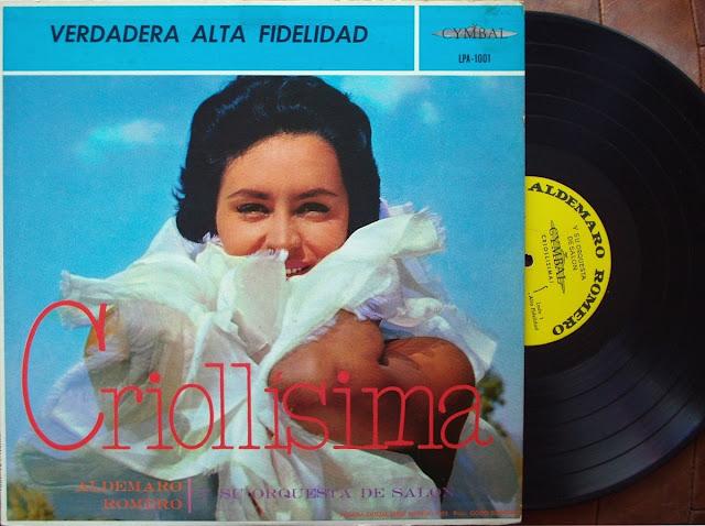 Aldemaro Romero y su Orquesta de SalГіn - CriollГsima! on Cymbal 1957
