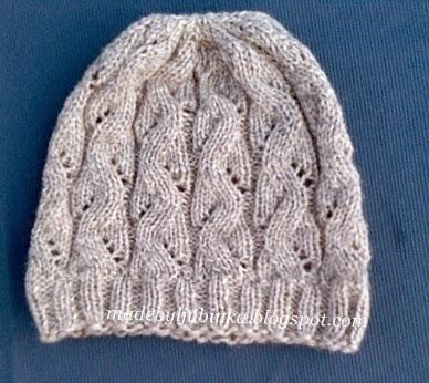 Pletenje Kapa