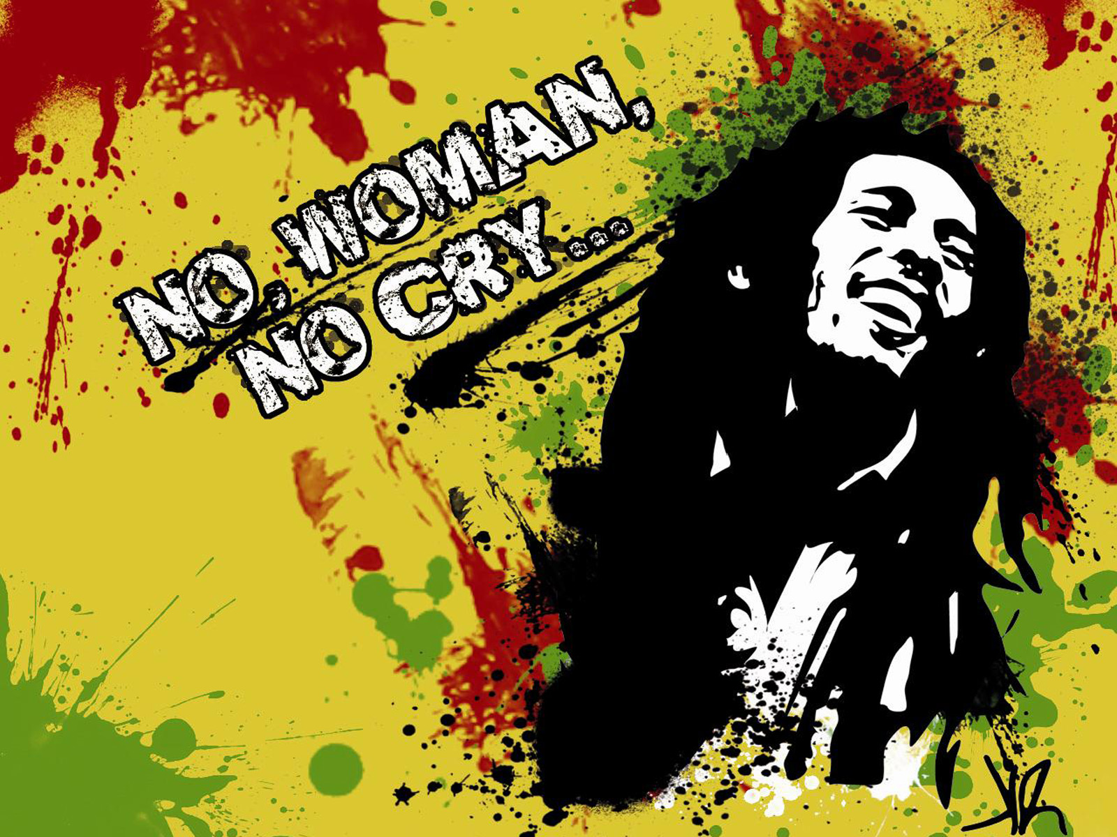 Awesome bob marley photos hd wallpapers desktop wallpapers - Reggae girl wallpaper ...