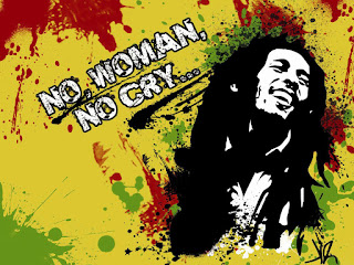 Bob Marley No Woman No Cry HD Desktop Wallpaper