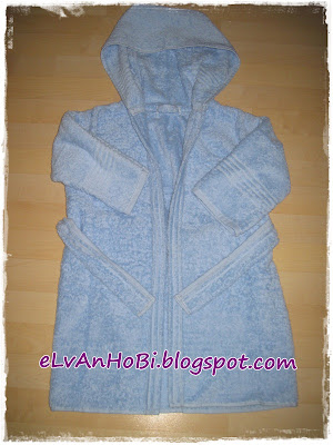 sewing Children's Bathrobes