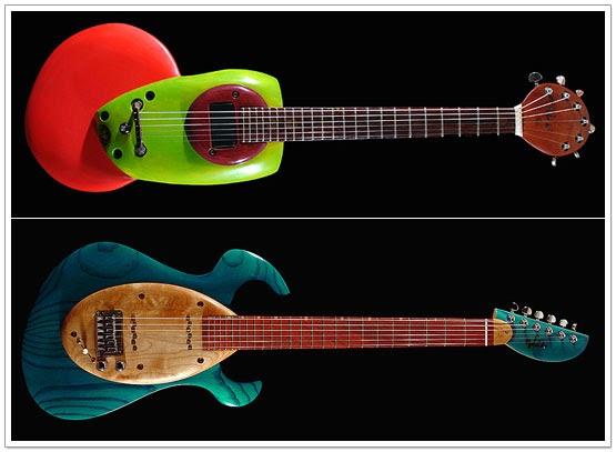 HISTORY: Unique Guitar
