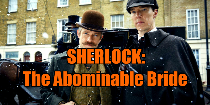 sherlock abominable bride review
