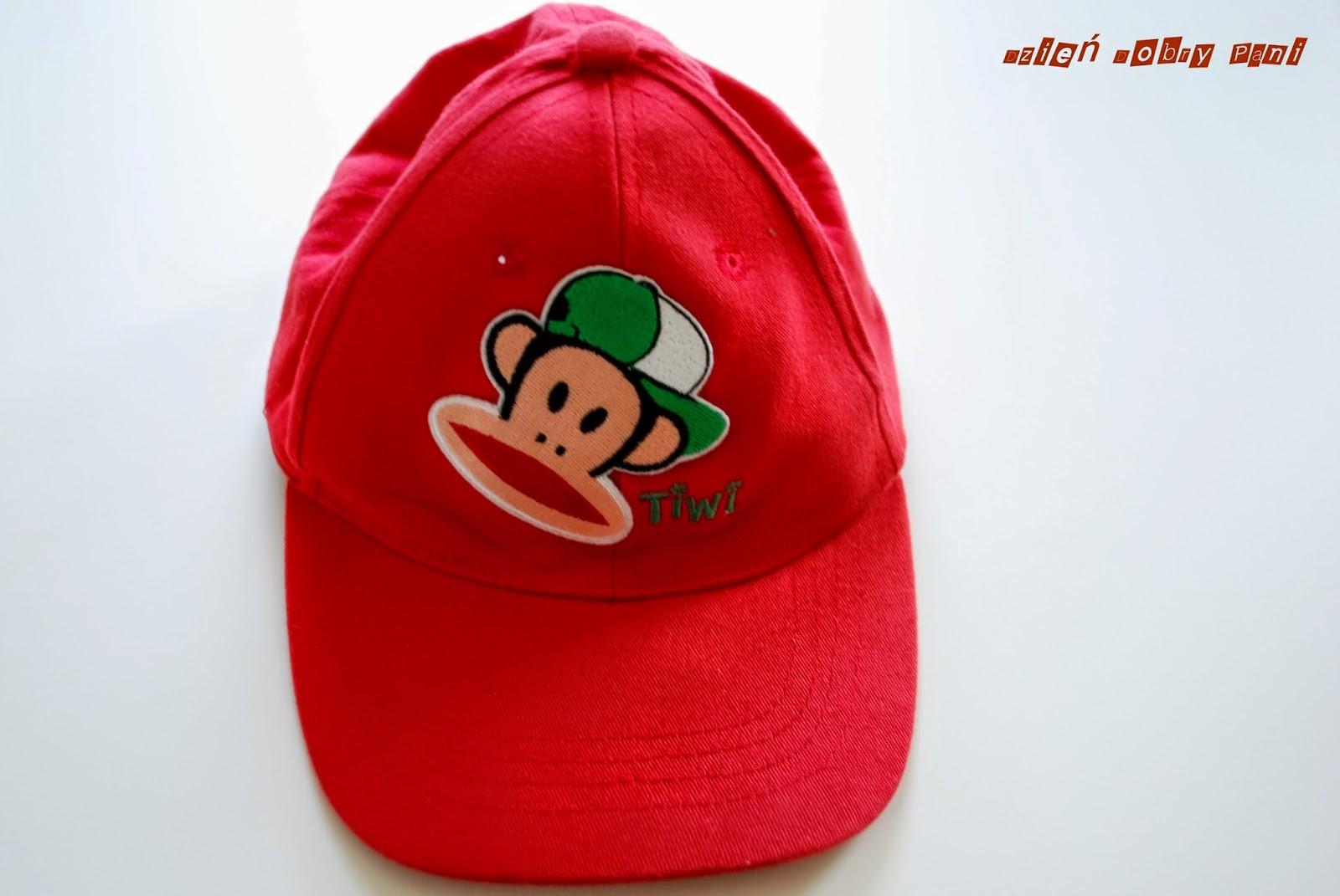 czapka po metamorfozie