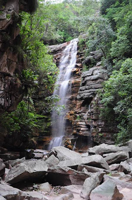 Chapada diamantina, brasil, Bahia, cachoeira, trilha, viajando sem frescura, férias, turismo, viagem, visual, waterfalls, Nikon, d5000, cachoeira do mosquito, inicio da trilha