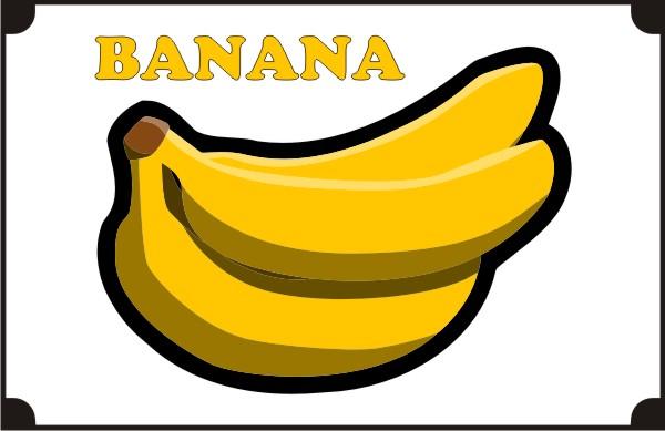 banana-coloring-pages