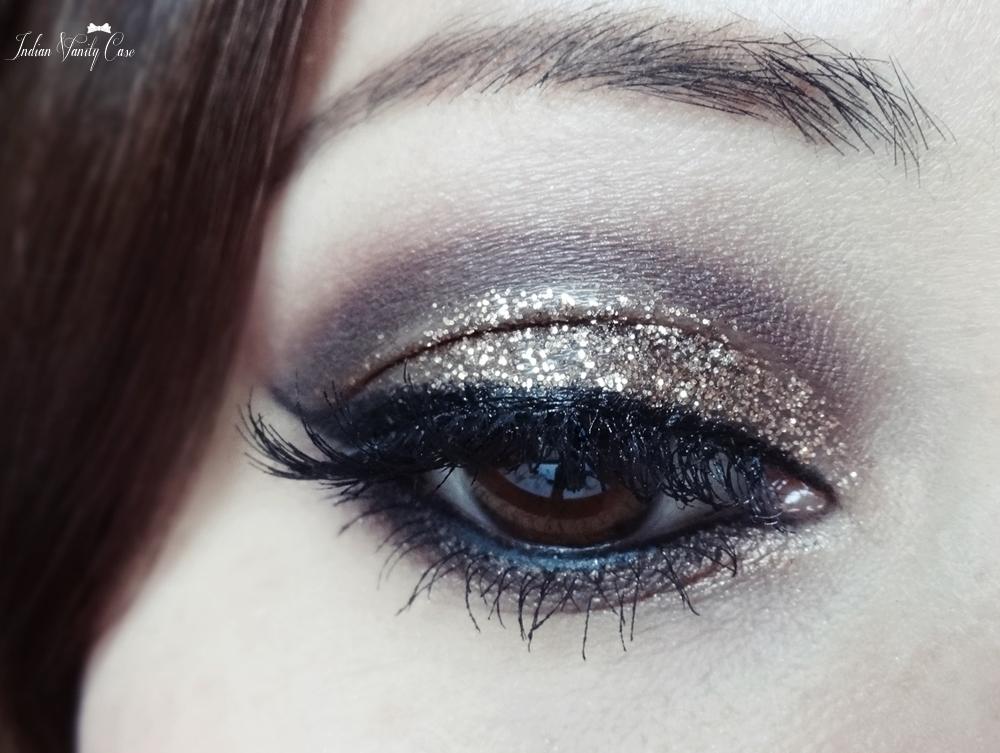 Makeup Look ~ Sparkle Eyes