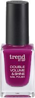 Preview: Die neue dm-Marke trend IT UP - Double Volume & Shine Nail Polish 240 - www.annitschkasblog.de