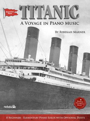 titanic sheet music piano pdf