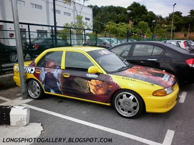 Chucky Wira Lancer Kit