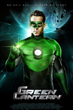 Chiến Binh Xanh - Green Lantern (2011) Poster