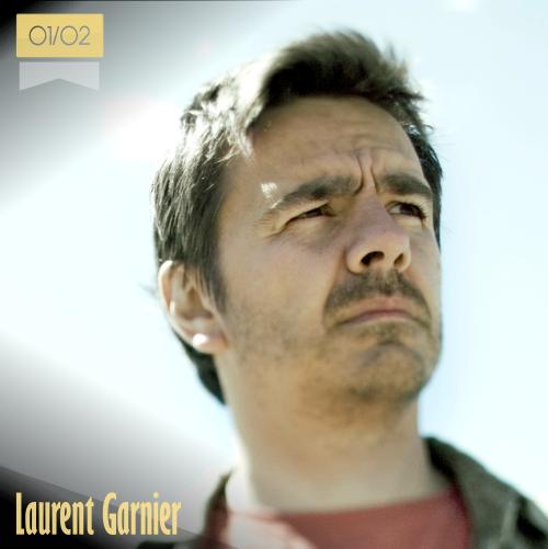 1 de febrero | Laurent Garnier - @laurentgarnier | Info + vídeos