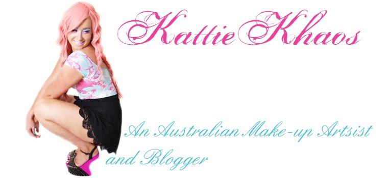 KatiieKhaos - Aussie Beauty Guru